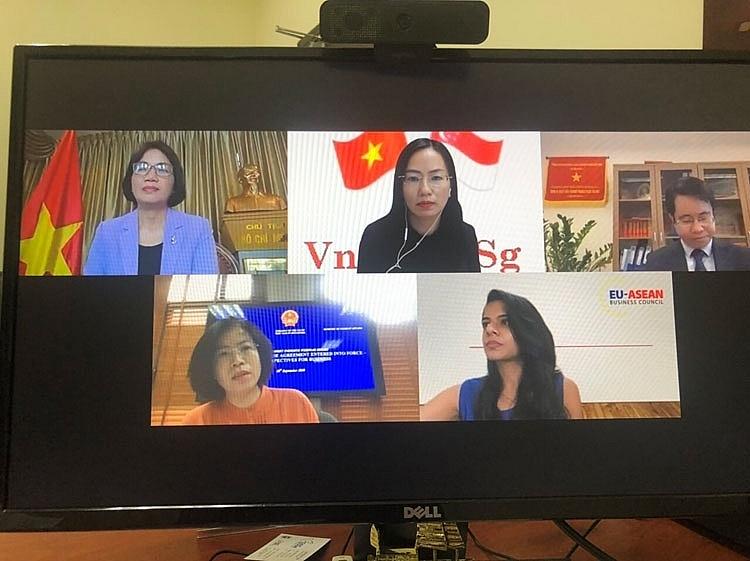 Cơ hội mới cho các doanh nghiệp EU đầu tư và kinh doanh tại Việt Nam