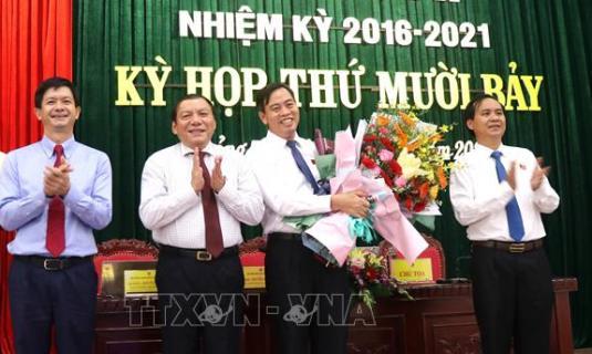 Phê chuẩn kết quả bầu Chủ tịch HĐND tỉnh Quảng Trị
