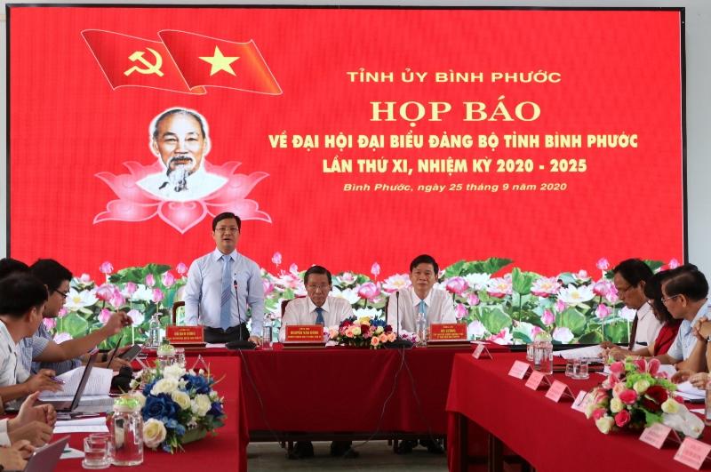 Bình Phước sẵn sàng cho Đại hội đại biểu Đảng bộ lần thứ XI