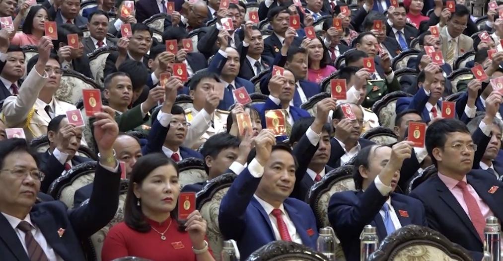 Đồng sức, đồng lòng, quyết tâm đưa Nam Định phát triển