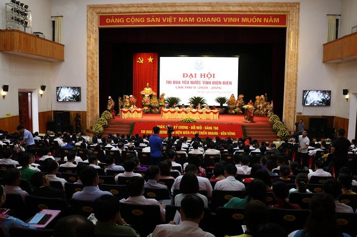 Điện Biên Tiếp tục đẩy mạnh các phong trào thi đua yêu nước