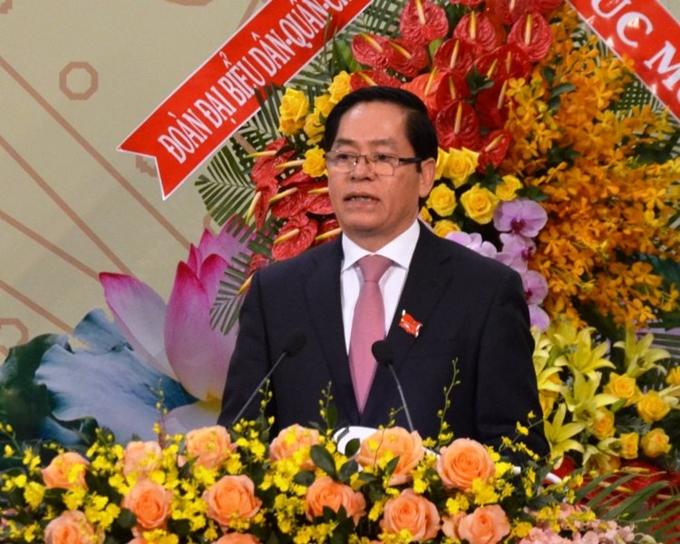 Đồng chí Phạm Viết Thanh giữ chức Bí thư Tỉnh ủy Bà Rịa – Vũng Tàu
