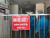 Việt Nam ghi nhận thêm 5 ca mắc COVID-19 mới, được cách ly ngay sau khi nhập cảnh