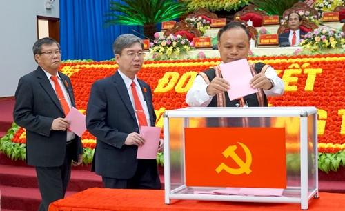53 đồng chí được bầu vào Ban Chấp hành Đảng bộ tỉnh Gia Lai khoá XVI