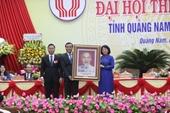 Quảng Nam tiếp tục nhân rộng và lan toả phong trào thi đua yên nước trong toàn xã hội