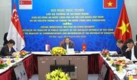 Thúc đẩy hợp tác an ninh mạng Việt Nam-Singapore