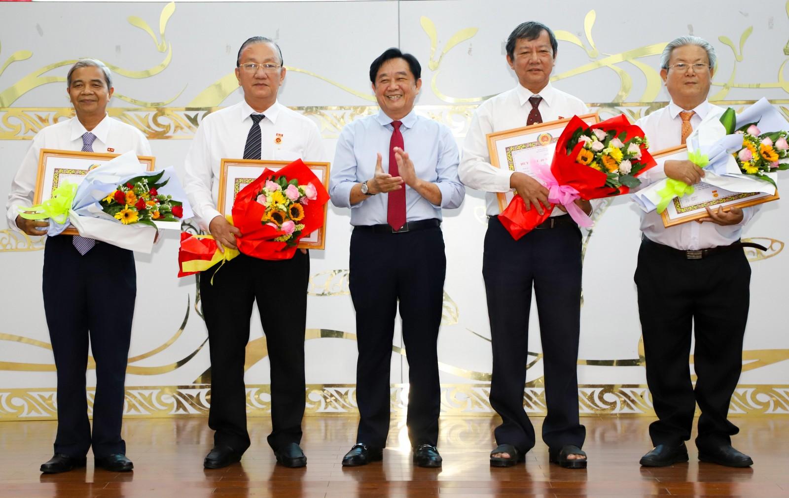Bình Dương Đảng ủy khối Các cơ quan và doanh nghiệp nâng cao trách nhiệm trong công tác tham mưu