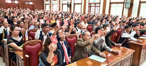 Gia Lai Bầu đại biểu đi dự Đại hội XIII của Đảng