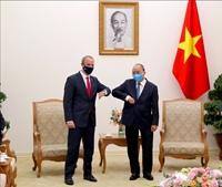 Anh là đối tác thương mại lớn của Việt Nam tại Châu Âu