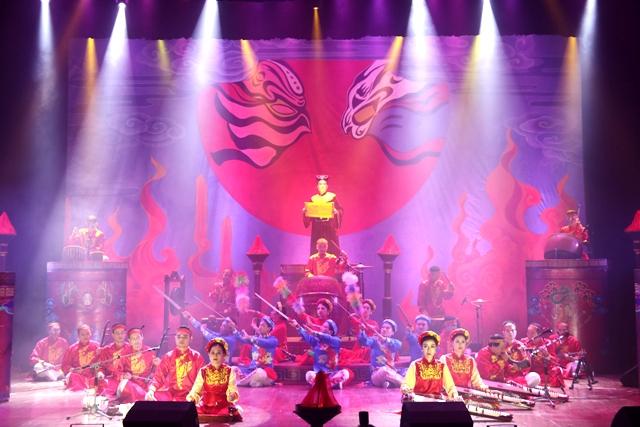 Khai mạc Cuộc thi độc tấu và hòa tấu nhạc cụ dân tộc toàn quốc - 2020