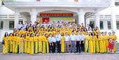 Trường THCS Trịnh Hoài Đức Từng bước đi lên vì sự nghiệp trồng người