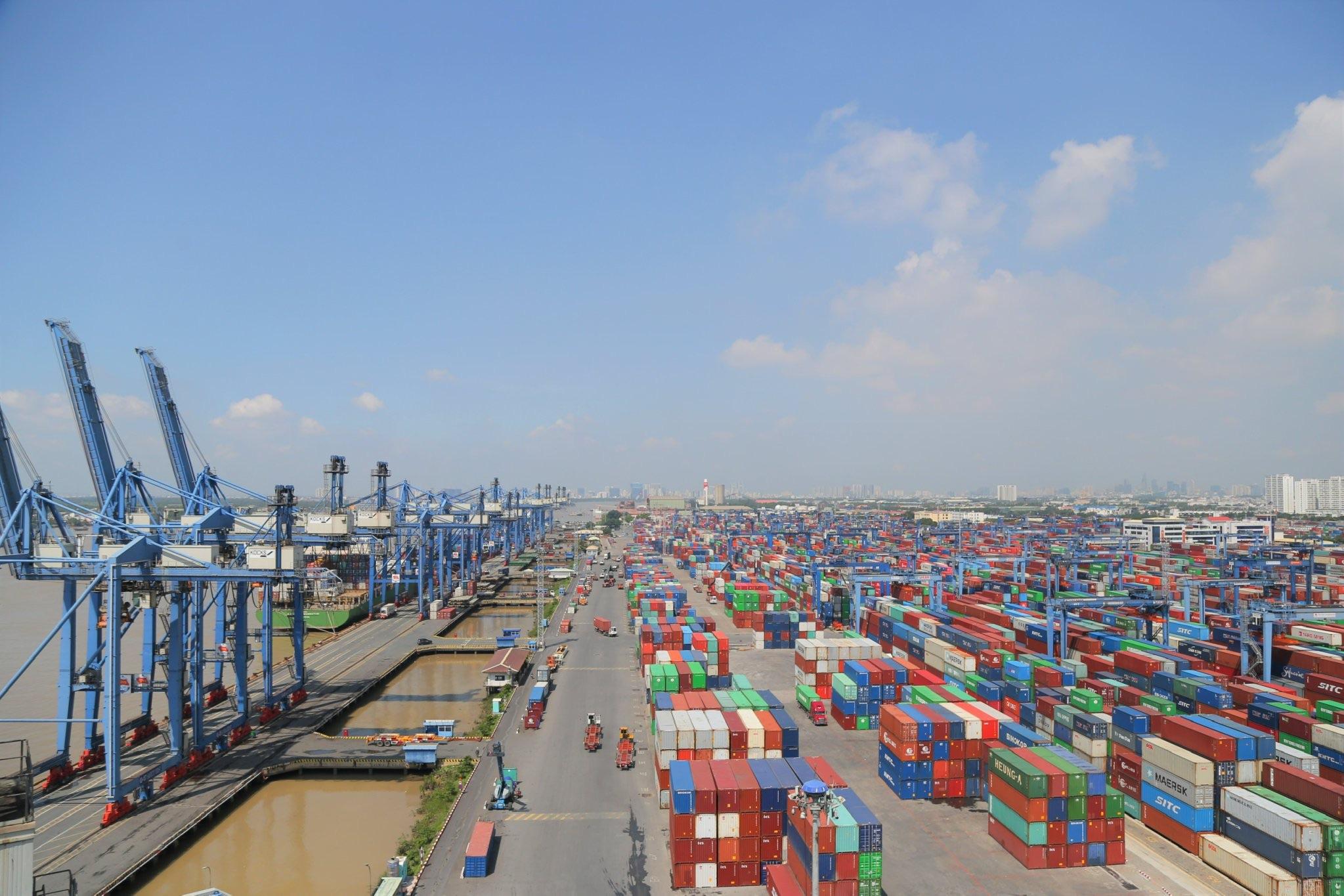 Tổng Công ty Tân Cảng Sài Năng động trong kinh doanh và trách nhiệm xã hội