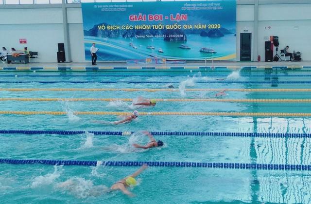 Quảng Ninh Tổ chức 5 Giải thi đấu thể thao toàn quốc năm 2020