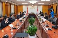 Thúc đẩy hợp tác thương mại giữa Việt Nam và Vương Quốc Anh