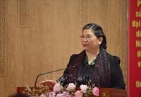 Phó Chủ tịch Thường trực Quốc hội Tòng Thị Phóng tiếp xúc cử tri tại Sơn La