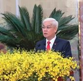 Đồng chí Nguyễn Văn Lợi được bầu lại làm Bí thư Tỉnh ủy Bình Phước