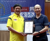 Bế mạc Giải bóng bàn Cúp Hội Nhà báo Việt Nam lần thứ XIV – 2020