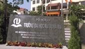 Điểm chuẩn Đại học Nội vụ Hà Nội cao nhất là 23