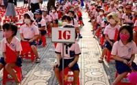 Bộ GD  ĐT yêu cầu không giao thêm bài tập về nhà cho học sinh lớp 1