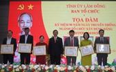 Lâm Đồng Nâng cao hơn nữa chất lượng công tác xây dựng Đảng