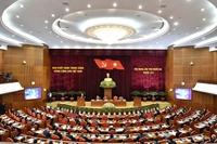 Trung ương tiếp tục thảo luận các dự thảo báo cáo trình Đại hội XIII
