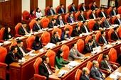 Ngày làm việc thứ ba Hội nghị lần thứ 13 Ban Chấp hành Trung ương Đảng khóa XII