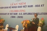 Làm sâu sắc hơn nữa mối quan hệ đối tác toàn diện Việt Nam – Hoa Kỳ
