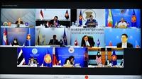 Hội nghị trực tuyến Quan chức Cao cấp SOM ASEAN