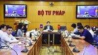 Đẩy mạnh hợp tác pháp luật giữa các quốc gia thành viên ASEAN