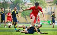 Khởi tranh giải bóng đá phong trào Ngoại hạng Hà Nội