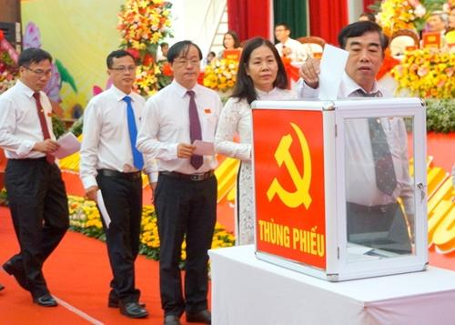 Đà Nẵng chuẩn bị chu đáo Đề án nhân sự tại Đại hội lần thứ XXII Đảng bộ TP