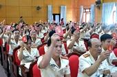 Đại hội Đảng bộ tỉnh Hà Tĩnh diễn ra từ 14 - 17 10