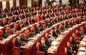 Trung ương Đảng họp về việc giới thiệu nhân sự khoá XIII