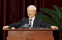 Bế mạc Hội nghị lần thứ 13 Ban Chấp hành Trung ương Đảng khoá XII
