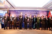 Tiếp tục đưa quan hệ đối tác toàn diện Việt Nam - Hoa Kỳ phát triển tích cực