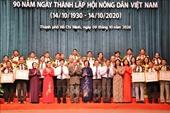 TP Hồ Chí Minh Tuyên dương 27 nông dân tiêu biểu