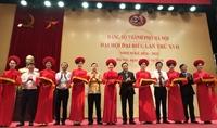 Khai trương Trung tâm báo chí phục vụ Đại hội Đảng bộ Hà Nội
