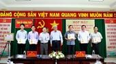 Ngành xây dựng Đảng Đồng Tháp đổi mới, nâng cao chất lượng công tác tham mưu