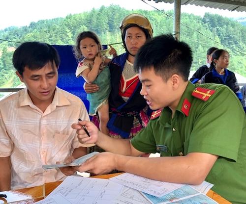 Xây dựng Đảng bộ Công an Trung ương trong sạch, vững mạnh