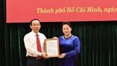 Giới thiệu đồng chí Nguyễn Văn Nên để bầu làm Bí thư Thành ủy TP Hồ Chí Minh
