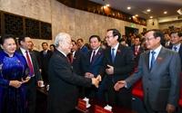 Đại hội đại biểu Đảng bộ TP Hà Nội lần thứ XVII, nhiệm kỳ 2020-2025