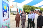 Triển lãm tranh cổ động về Chủ tịch Hồ Chí Minh