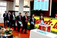 53 đồng chí được bầu vào Ban Chấp hành Đảng bộ tỉnh Quảng Nam khoá XXII