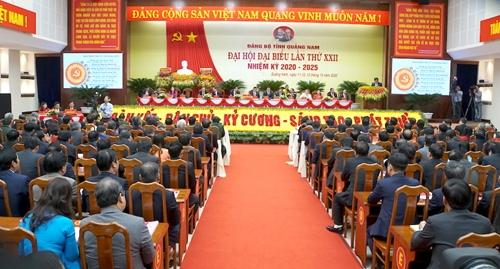 Xây dựng Quảng Nam trở thành tỉnh khá của cả nước