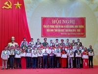 """Quảng Bình Khen thưởng điển hình """"Dân vận khéo"""""""