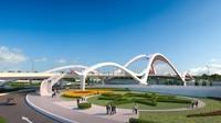 Thủ tướng Nguyễn Xuân Phúc dự lễ khởi động Dự án đầu tư xây dựng cầu Rào