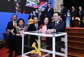 Đồng chí Vương Đình Huệ được bầu làm Bí thư Thành ủy Hà Nội khóa XVII với số phiếu tuyệt đối