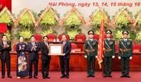 Đại hội XVI Đảng bộ thành phố Hải Phòng, nhiệm kỳ 2020-2025