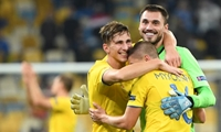Ukraine đánh bại Tây Ban Nha tại Nations League