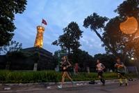 Giải Marathon di sản Hà Nội 2020